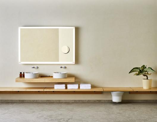 Piezas de baño diseñadas por arquitectos: TONO de Foster+Partners