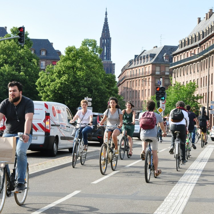 The 20 Most Bike-Friendly Cities in the World, According to Copenhagenize 2019, © Copenhagenize Design Company