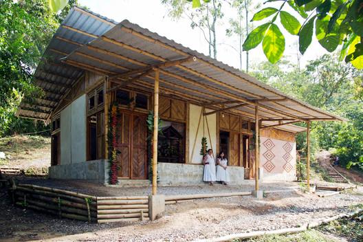 Producción social de vivienda: Ejercicio I  / Pobladores de Tepetzintan + Comunal Taller de Arquitectura