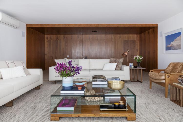Apartamento Casa Branca / Messa Penna, © Júlia Ribeiro