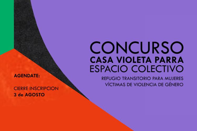 """Concurso """"Refugio Transitorio para mujeres víctimas de violencia de género"""", vía Proyecto Habitar"""