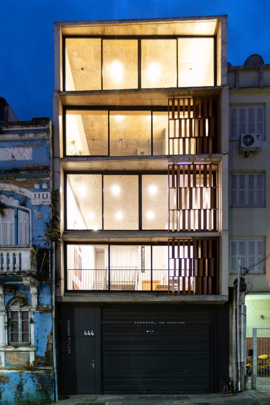 Loft Bronze / Urbanauta + Cantergiani+Kunze Arquitetos, © Luciano Spinelli