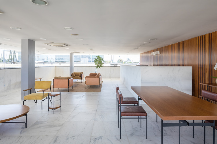 Revitalization of Oscar Niemeyer's Tea House / Bloco Arquitetos + Equipe Lamas, © Haruo Mikami