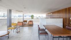 Revitalization of Oscar Niemeyer's Tea House / Bloco Arquitetos + Equipe Lamas