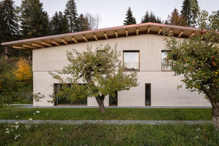 Kitzbühel House / John Pawson, © Oliver Jaist