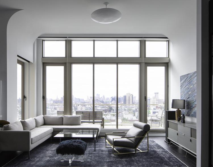 Inaba Williamsburg Penthouse / Inaba Williams, © Naho Kubota