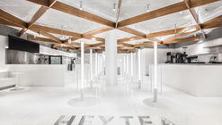 HEYTEA Day Dreamer Project at Clarke Quay Singapore / MOC DESIGN OFFICE
