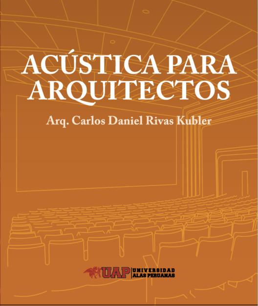 Acústica para Arquitectos, Fondo Editorial Universidad Alas Peruanas