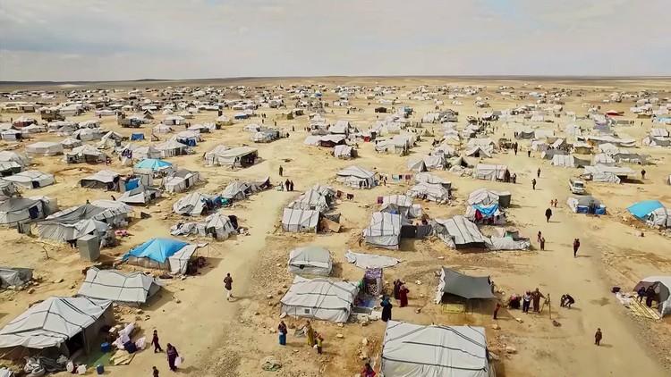 Un retrato sobre la realidad actual de los refugiados en el mundo, por Ai Weiwei, vía Human Flow