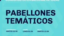 """Concurso Internacional de Ideas Expo 2023: """"Pabellones Temáticos, espacio para la creatividad y el conocimiento"""""""