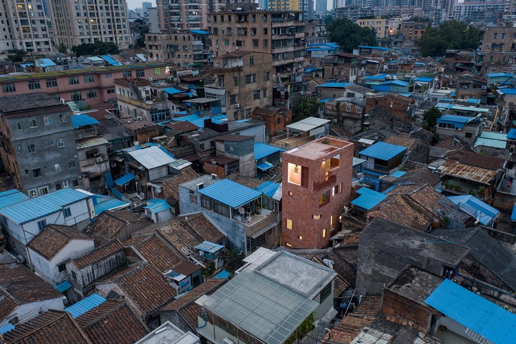aerival view. Image © Chao Zhang