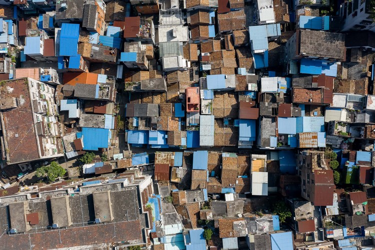 aerial view. Image © Chao Zhang