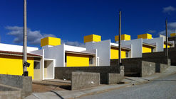 Habitação Social Wirton Lira / Jirau Arquitetura