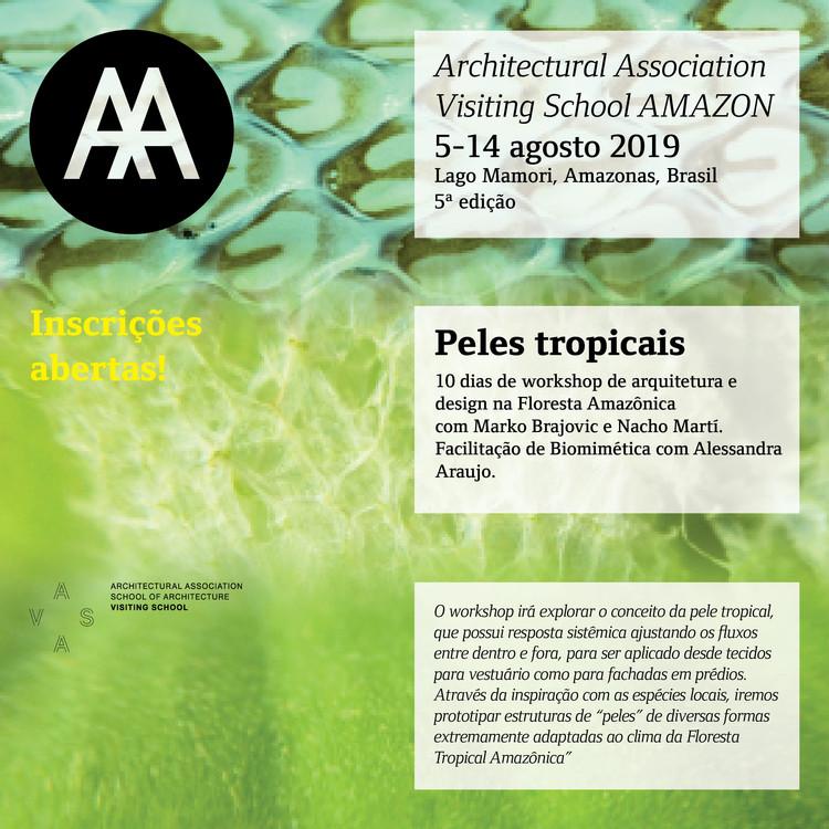 Architectural Association - Visiting School Amazon, Visiting School Amazon (AA)