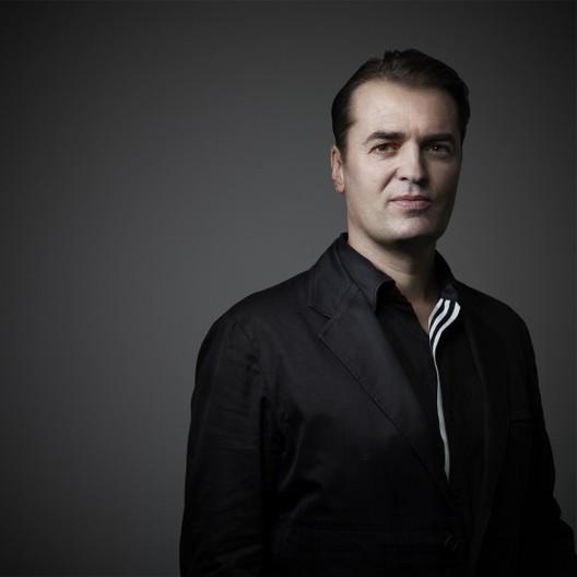 Patrik Schumacher. Image © ZHA