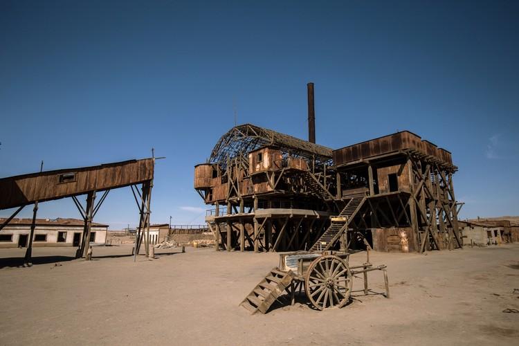 Las oficinas salitreras Humberstone y Santa Laura retiradas de la Lista de Patrimonio Mundial en Peligro de UNESCO, © Jorge López