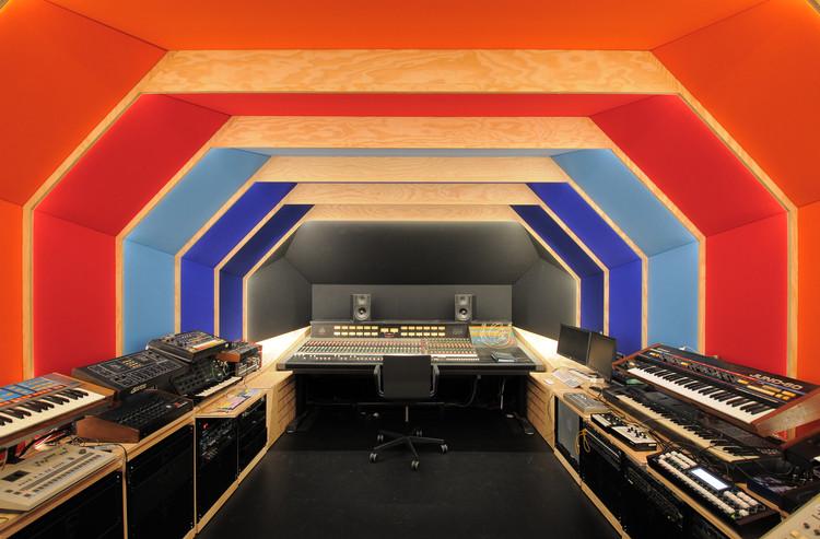 EDC Recording Studio / Fairfax, © Fairfax
