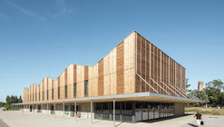 Pratgraussals Events Hall  / PPA architectures + Encore Heureux Architects