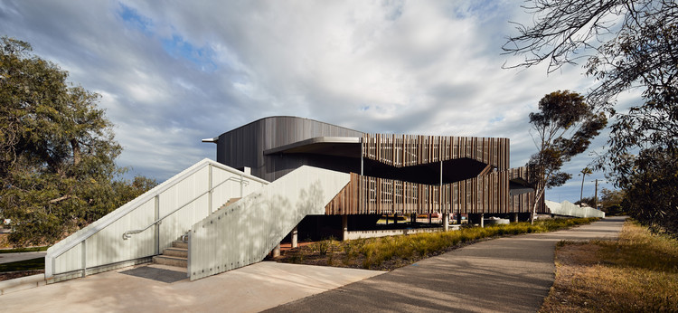 Centre for Nyoongar Culture and Environmental Design / iredale pedersen hook architects, © Peter Bennetts