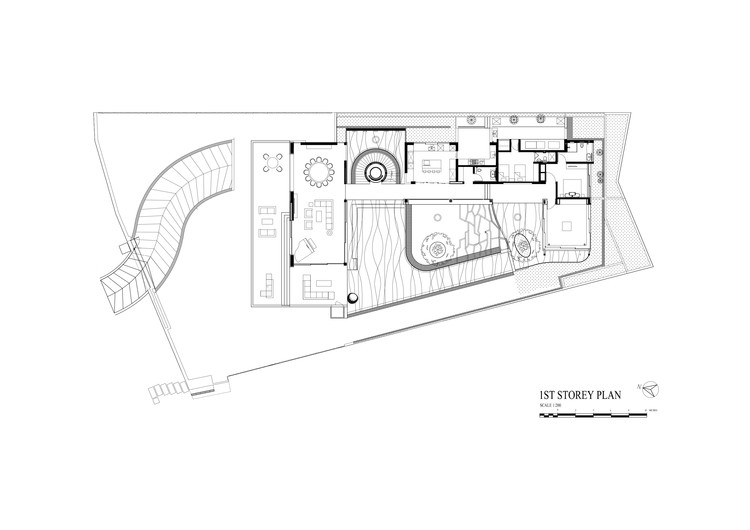 Botanica House Guz Architects Archdaily