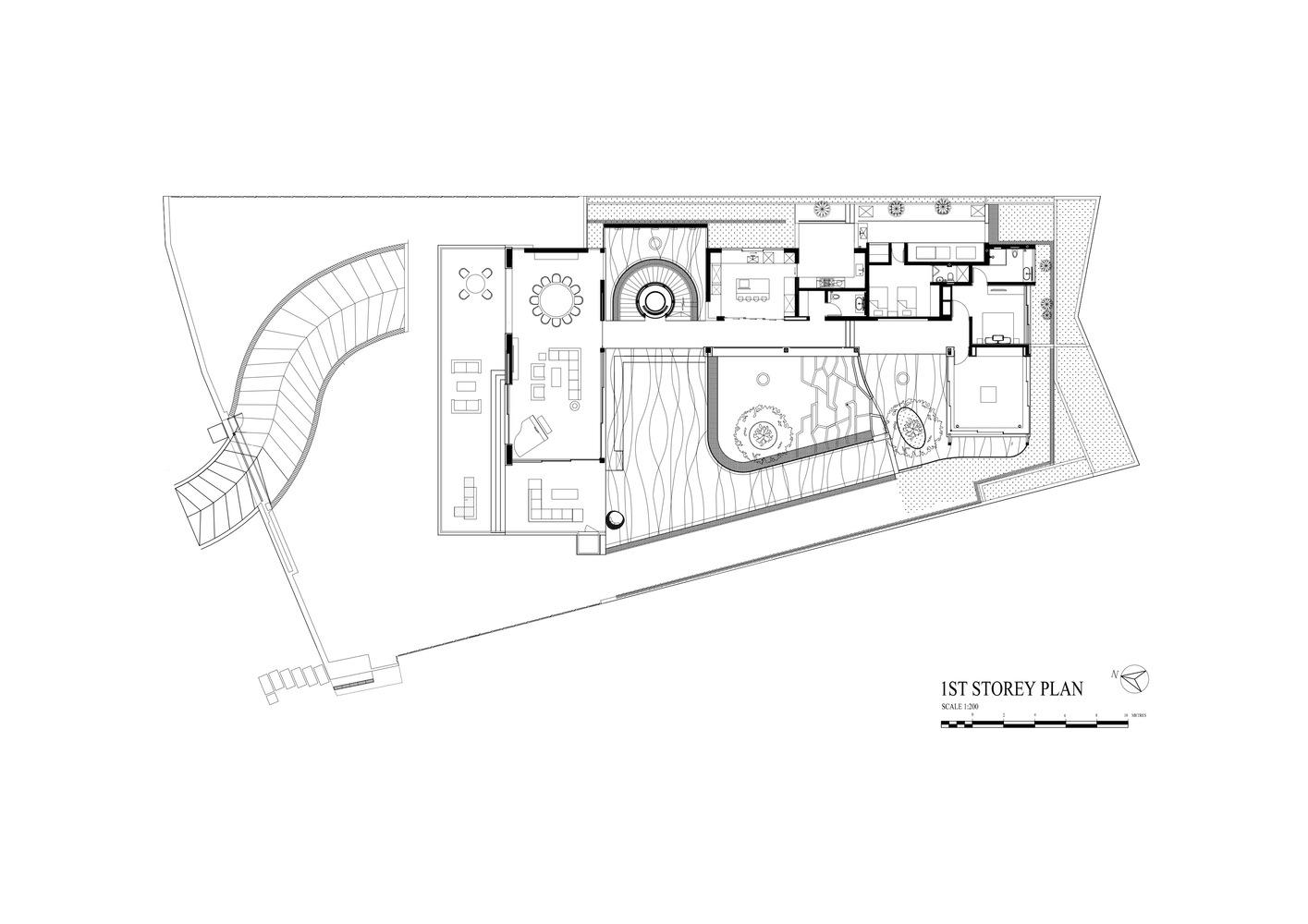 Gallery Of Botanica House Guz Architects 11