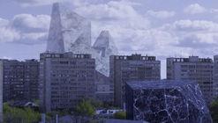 Vídeo-instalação explora o papel do medo na metrópole contemporânea