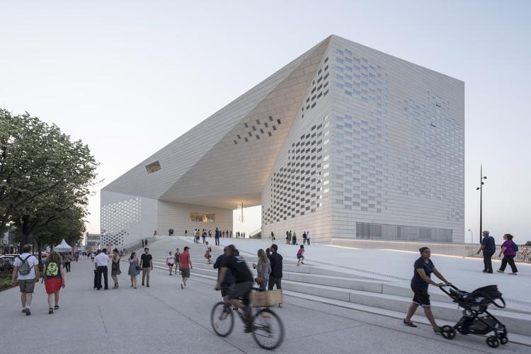 Centro cultural MÉCA / BIG, © Laurian Ghinitoiu