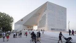 MÉCA Cultural Center / BIG