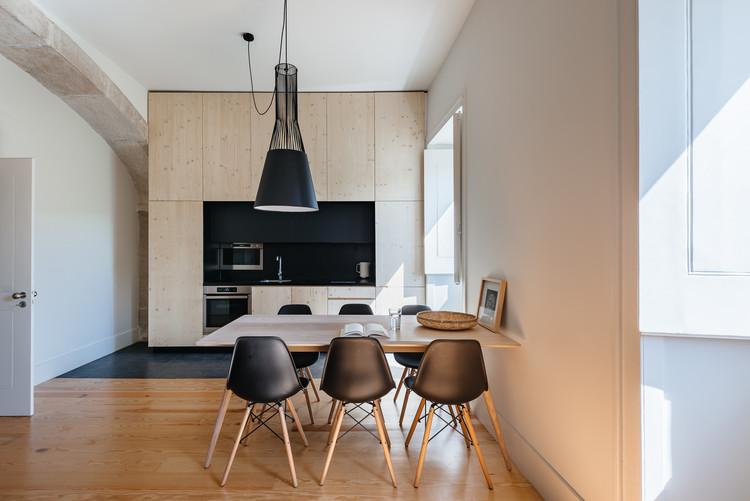 Apartment in Oeiras / Site Specific Arquitectura, Cortesia de Site Specific Arquitectura