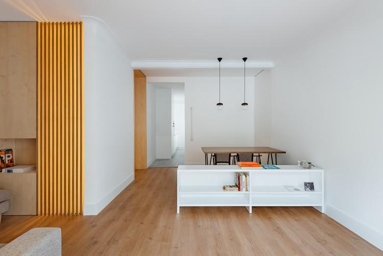 Apartamento na Avenida Gago Coutinho / Atelier 106, © do mal o menos