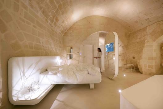 Hotel & SPA de lujo Aquatio Cave / Simone Micheli