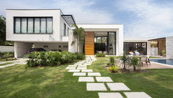 Casa Jardim Ubá / Amanda Miranda Arquitetura