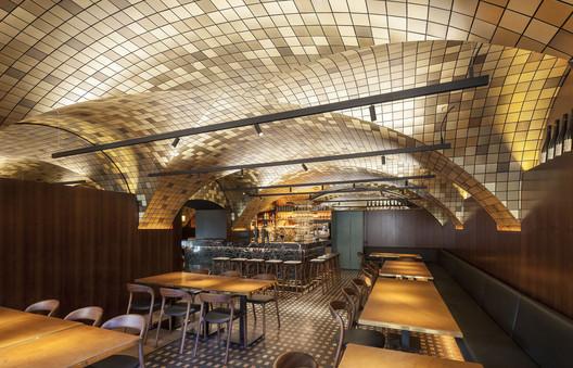 Koller + Koller am Waagplatz Restaurant / BEHF Architects