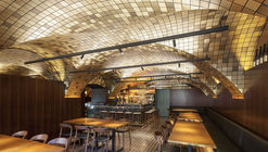 Koller + Koller am Waagplatz Restaurant / BEHF Architects