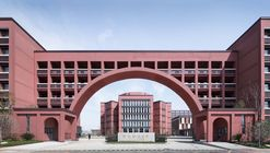 Nanjing Mingdao Middle School / XSJZ