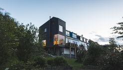 Extensión de una casa en el río Lek / Walden Studio