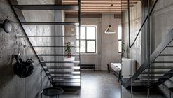 Mlynica Loft Apartment / Juraj Hubinský + Kuklica x Smerek Architekti
