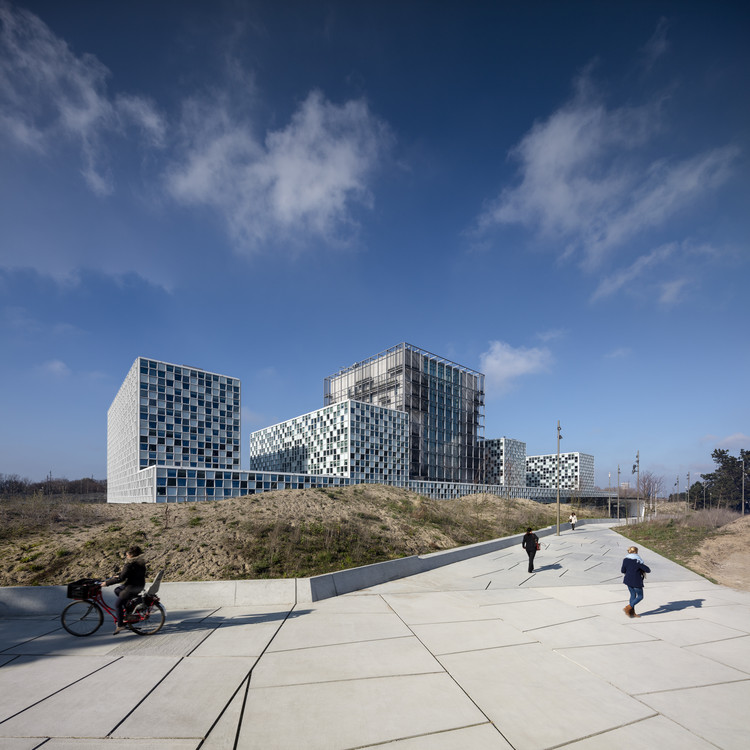 International Criminal Court in The Hague / SHL Architects, © Adam Mørk