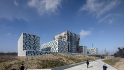 International Criminal Court in The Hague / SHL Architects
