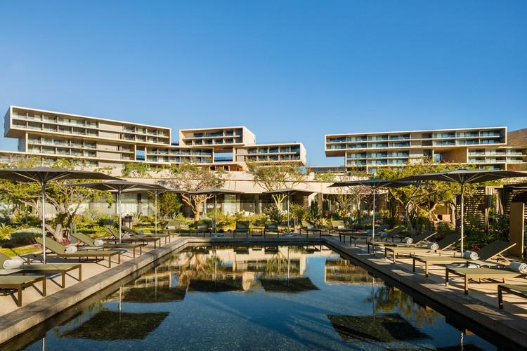 México encabeza la lista de países latinoamericanos que competirán en el World Architecture Festival 2019, Hotel Solaz los cabos / Sordo Madaleno Arquitectos. Image © Rafael Gamo