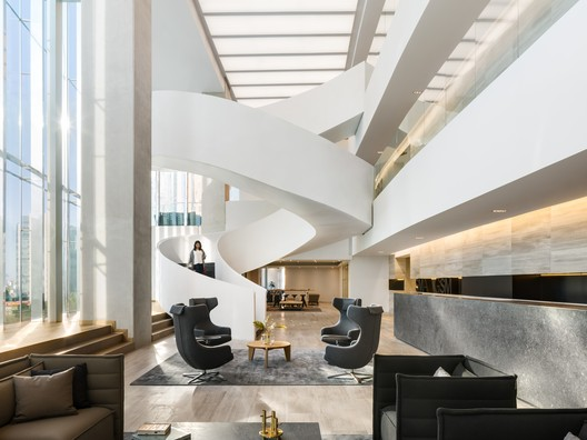 Oficinas SMA-GSM / Sordo Madaleno Arquitectos