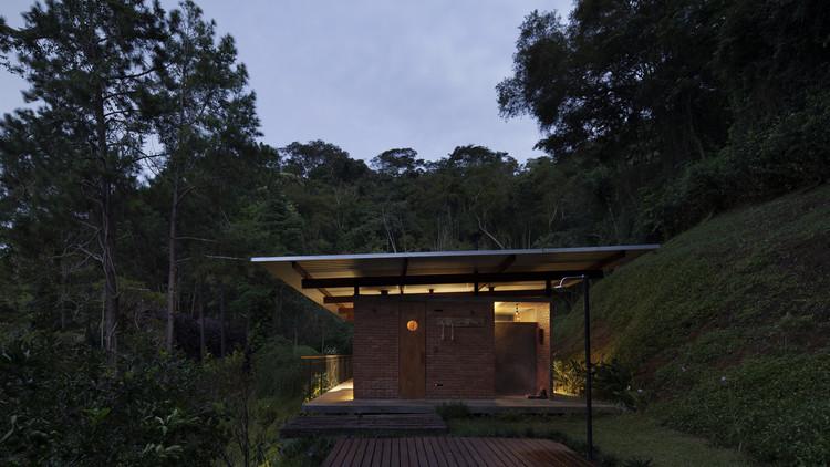 Pavilhão Videiras / gru.a, © Federico Cairoli