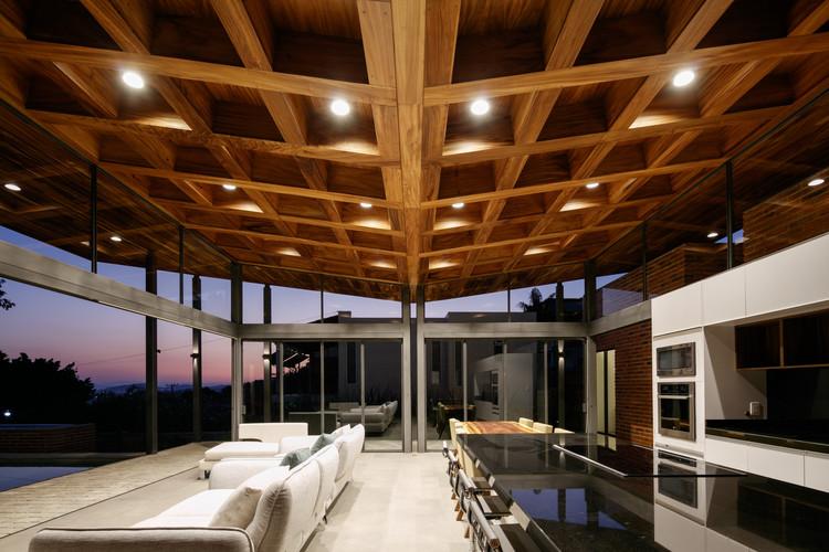 Casa Linda Vista / 3Arquitectura, © Lorena Darquea