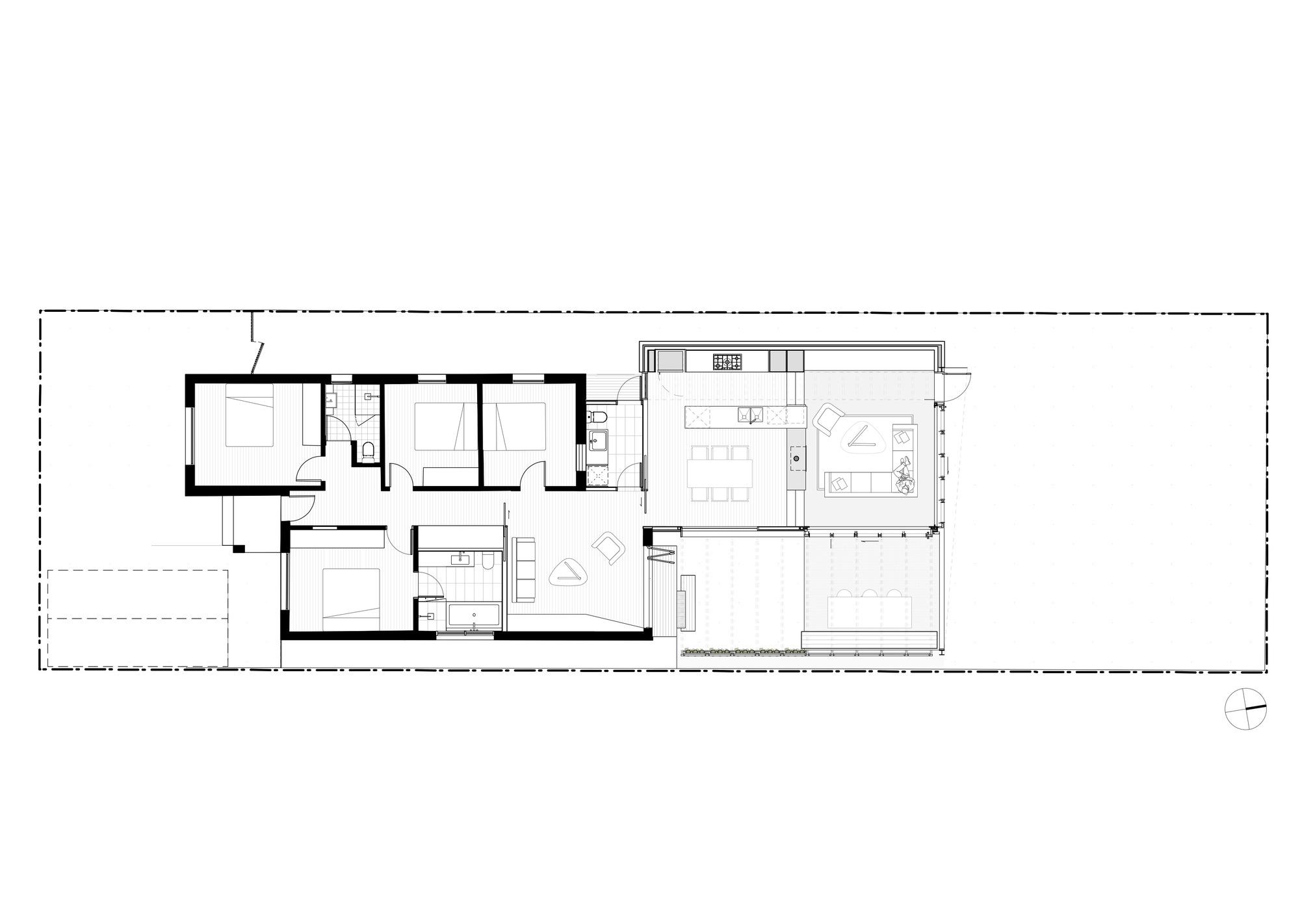 Gallery Of Sliding Doors Cplusc Architectural Workshop 15