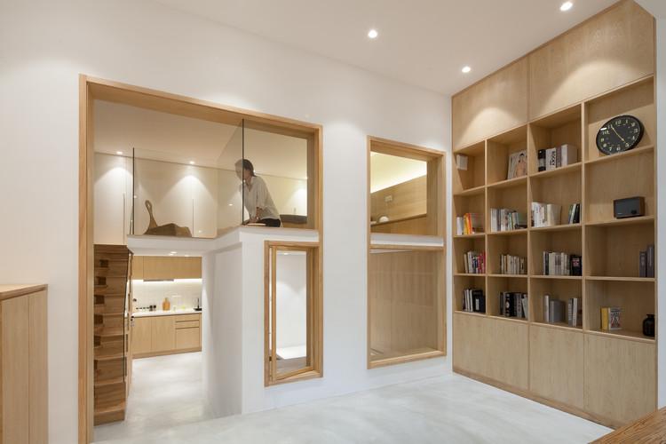 LOFT Reconstruction in Shanghai Traditional Lane / Muka Architects, © Muka Architects