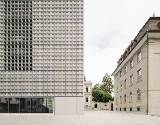 Graubunden Museum of Fine Arts / Barozzi / Veiga