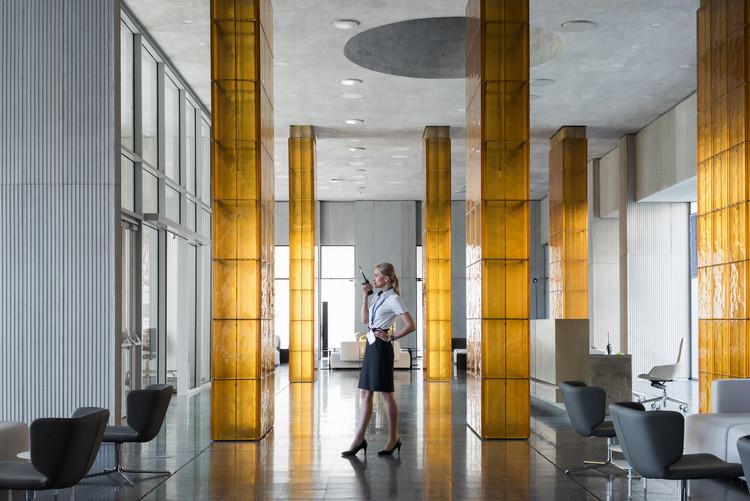 Platov Business Terminal / Nefa Architects, © Ilya Ivanov