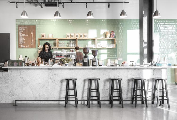 Elm Coffee Roasters / Olson Kundig, © Rafael Soldi