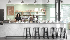 Elm Coffee Roasters / Olson Kundig
