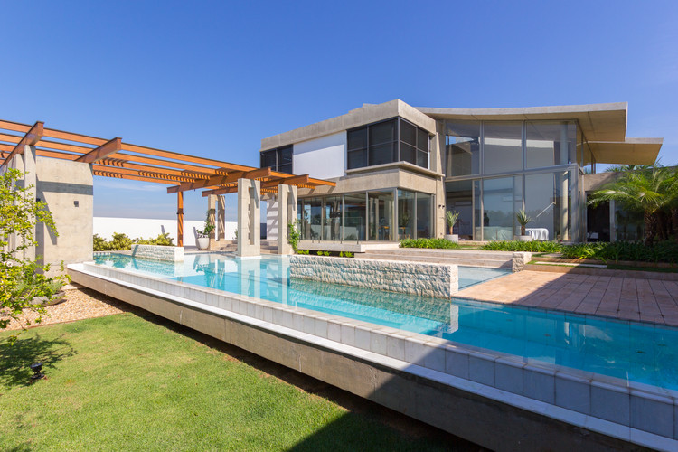 Julieta House / Steck Arquitetura, © Adriano Pacelli